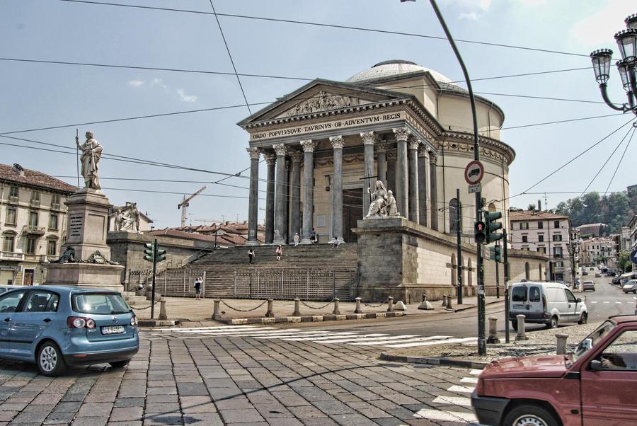 torino chiesa by bigTaki