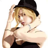 Avril Lavigne by kazu3106