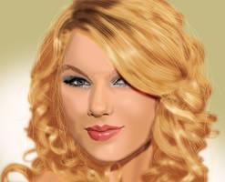 Taylor Swift by kazu3106