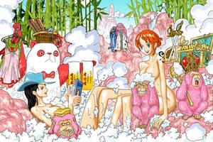 Bath Time by kazu3106