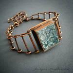 Mossy bracelet