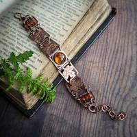 Maple syrup bracelet by szaranagayama