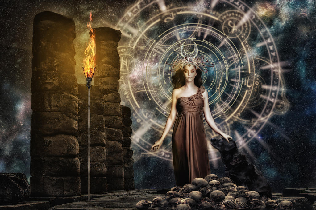 Hecate - Watcher of the gates