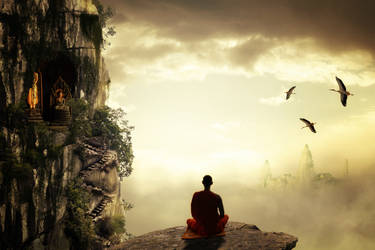 Meditation by hankep