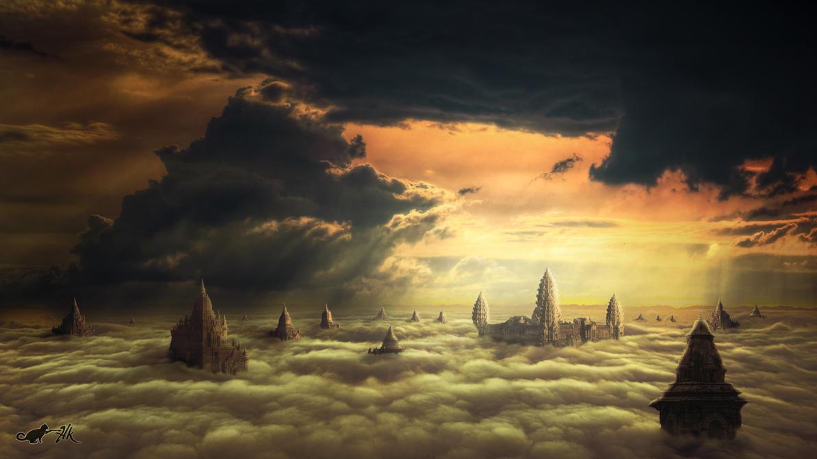 Heaven by hankep