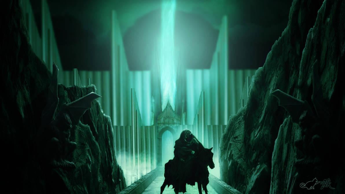 Minas Morgul by hankep