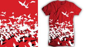 birds a flight
