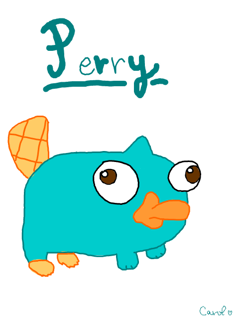 Perry de bebe by Cookie005 on DeviantArt