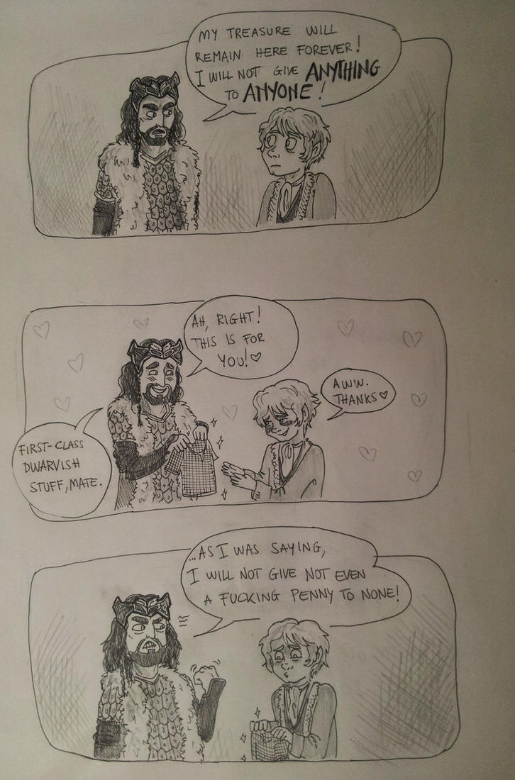 Thorin's coherence by Ciajka