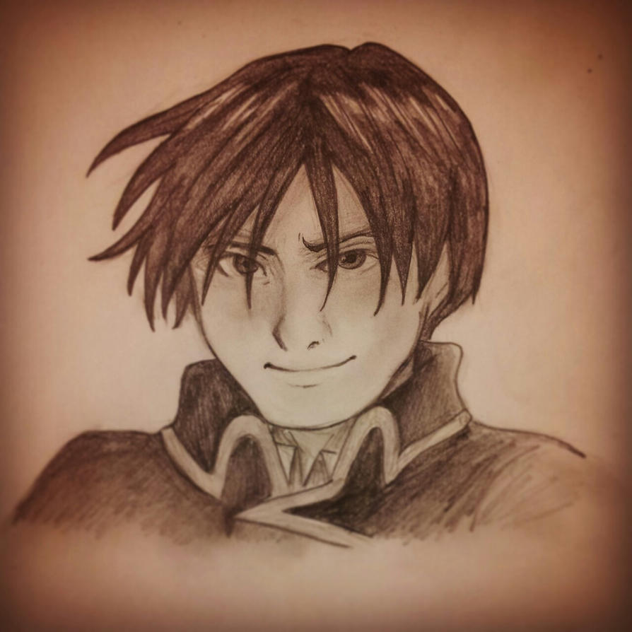 Roy Mustang by Ciajka