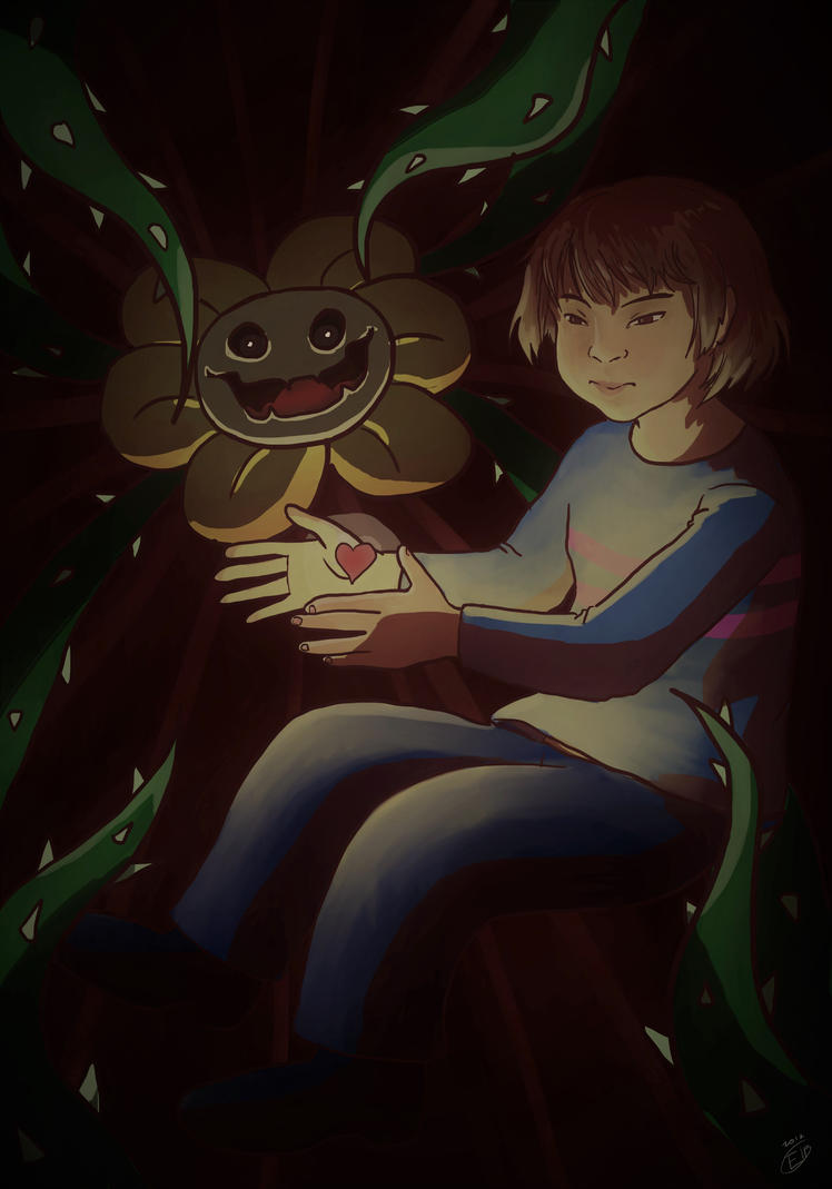 Undertale by Ciajka