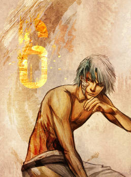 The wounded beast--grimmjow