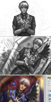 steps of dirge of prussia