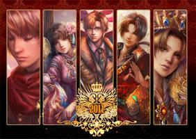 2011 calendar pre-order by jiuge