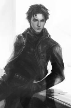 Jason todd sketch