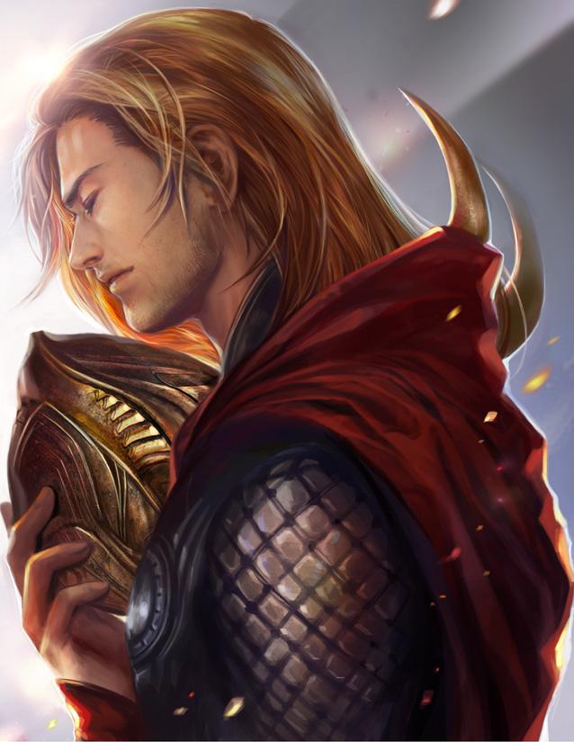Thor by jiuge