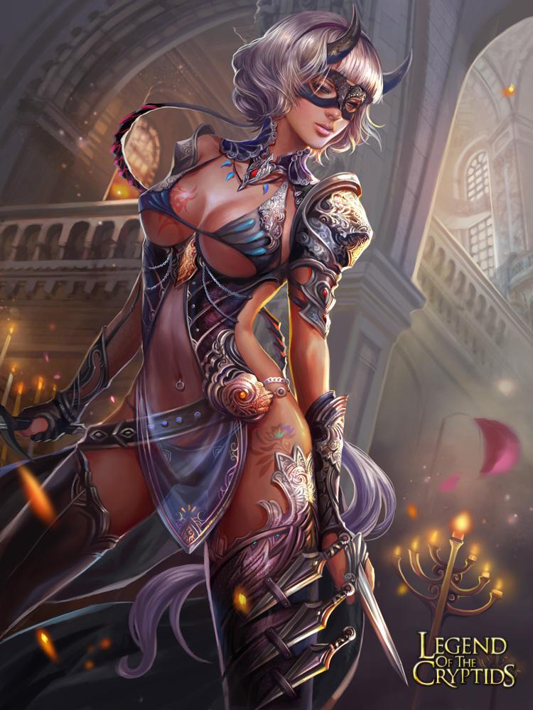 Assassin Girl by jiuge