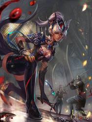 Assassin Girl Update version by jiuge