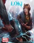 Loki Agent of Asgard