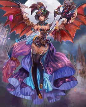lady of magic