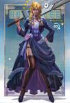 Final fantasy 7 remake cloud fan art