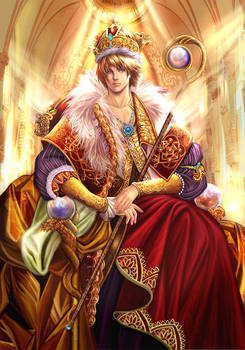 tarot card --the empire