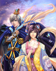 romance saga-- final version by jiuge