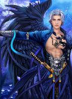 deep blue --finished version by jiuge