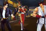 street fighter forever