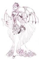 character--chimera by jiuge
