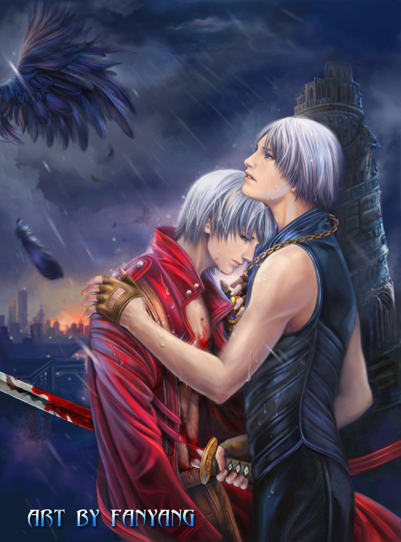 Rain, finish version by *jiuge(Deviant ID) Rain__finish_version_by_jiuge