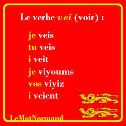 Verbes normands #11 vei by sewandrere