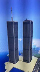 Minecraft World Trade Center