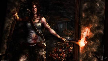 Lara Croft by BaoVu