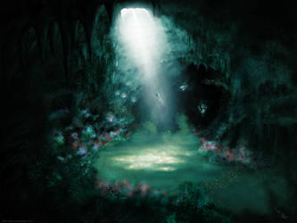 what lies in the deep by BaoVu