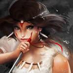 Princess Mononoke Bao ver by BaoVu