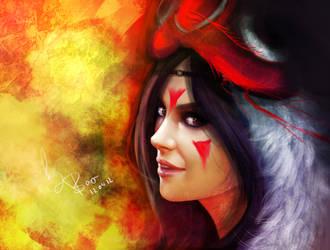 ryky's Princess Mononoke Bao ver by BaoVu