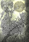 Werewolf lord by Ulfberht-Blade