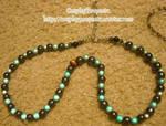 Twili Inspired Necklace LOZ