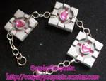 Companion Cube PORTAL Bracelet