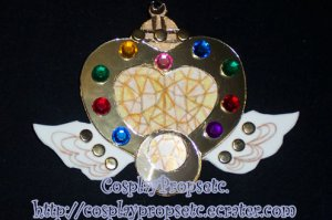SailorMoon STARS locket 5 by CosplayPropsEtc