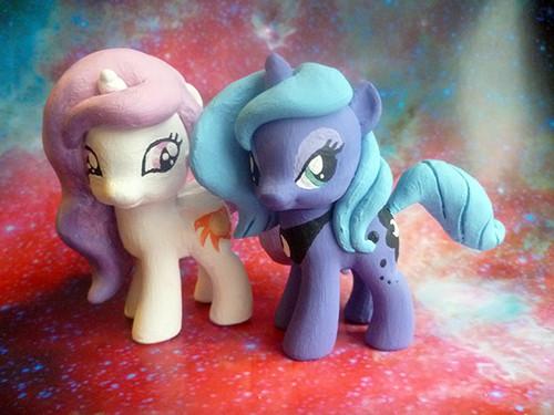My Little Princesses by mooncustoms
