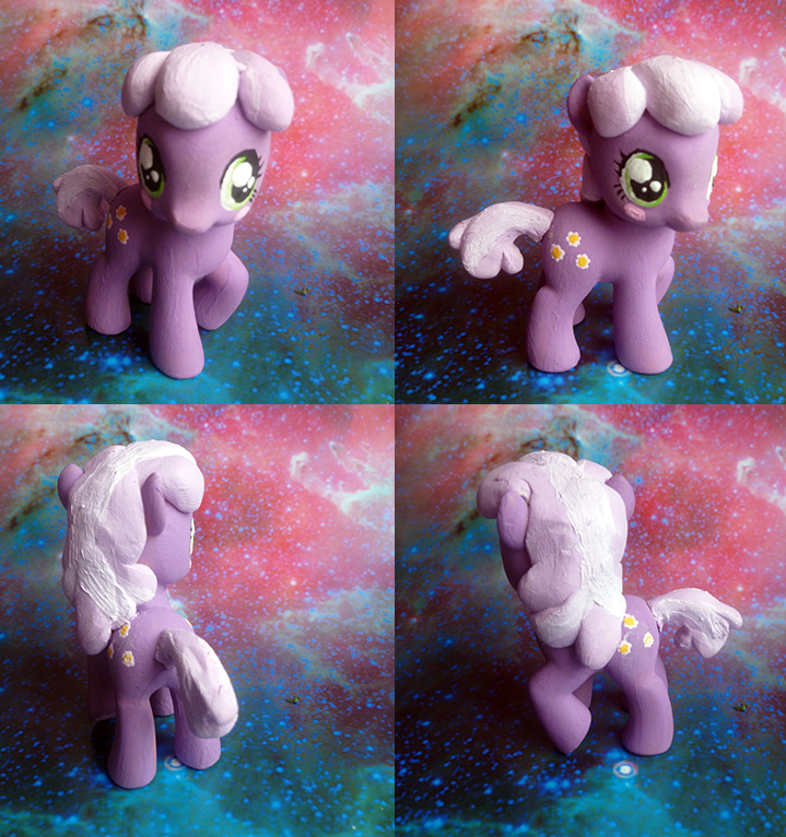 My Little Filly Cheerilee by mooncustoms