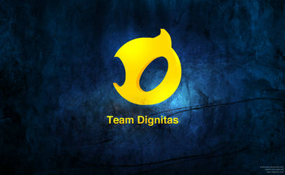 Team Dignitas Blue by AmbroseFx