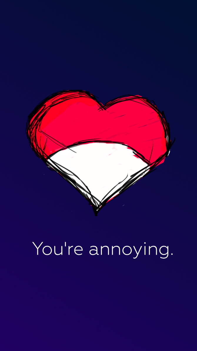 Valentines Day Lockscreen by AmbroseFx