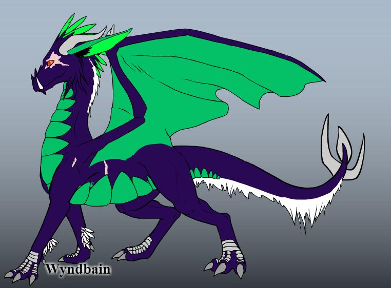 dragon by Dreameater55taker