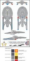 U.S.S. TItan Schematics 2008