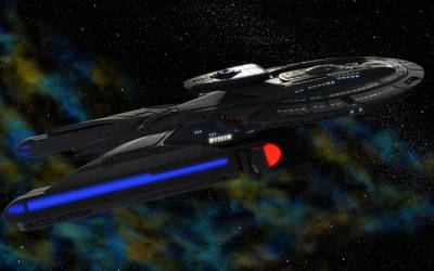 Titan Image from Trek Mag1 by stourangeau
