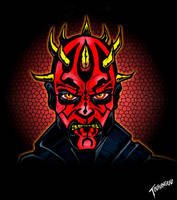 Sith Lord by stourangeau