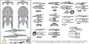 U.S.S.Titan Concept Images